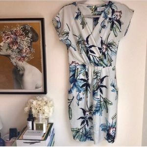 NWT ASOS Closet London floral dress with pockets